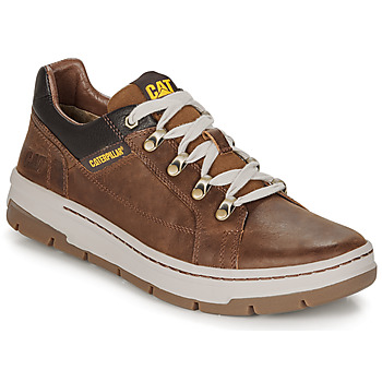 Chaussures Homme Baskets basses Caterpillar HANDSON Marron