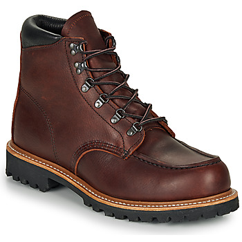 Chaussures Homme Boots Red Wing SAWMILL Marron