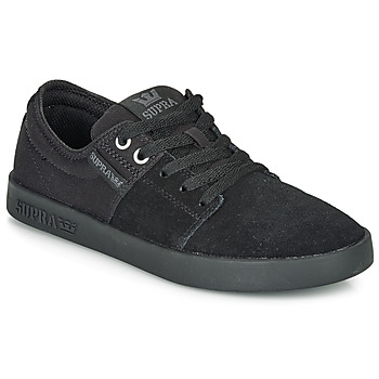 Chaussures Baskets basses Supra STACKS II Noir