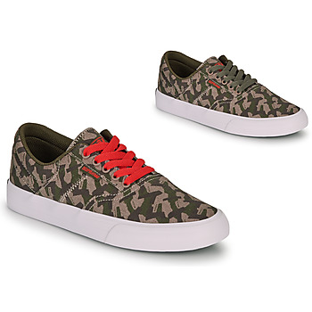 Chaussures Baskets basses Supra COBALT Camouflage