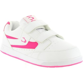 Chaussures Femme Baskets basses John Smith COLERVEL Blanco