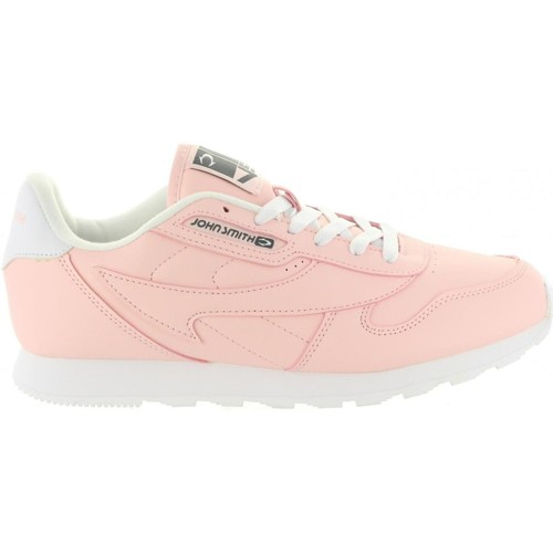 Chaussures Femme Baskets basses John Smith CRESIR W 18I Rosa