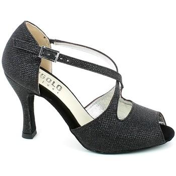 Chaussures Femme Escarpins L'angolo 2136.01_34 Noir