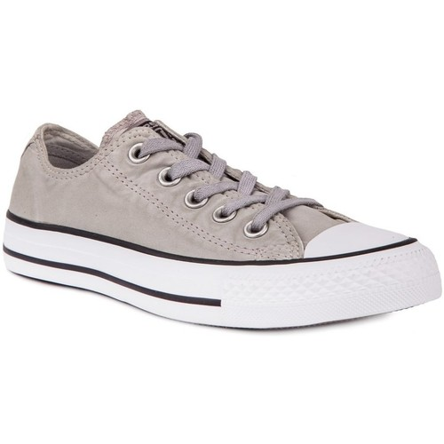 Chaussures Baskets basses Converse Chuck Taylor All Star Gris