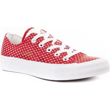 Chaussures Femme Baskets basses Converse Chuck Taylor All Star II Rouge