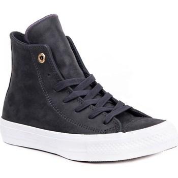 Chaussures Femme Baskets montantes Converse Chuck Taylor All Star II Bleu marine