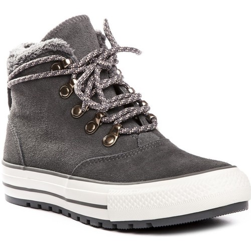 Chaussures Femme Boots Converse Chuck Taylor All Star Ember Boot Suede Fur