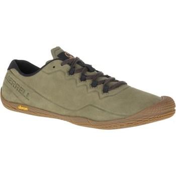 Chaussures Homme Baskets basses Merrell Vapor Glove 3 Luna Ltr Gris,Beige,Olive