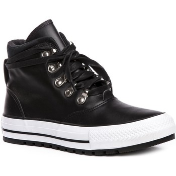 Chaussures Femme Baskets montantes Converse Chuck Taylor All Star Ember Boot Smooth Leather Noir
