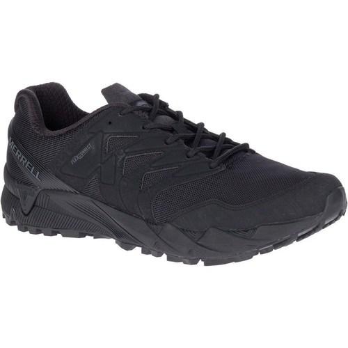 Chaussures Homme Randonnée Merrell Agility Peak Tactical Noir