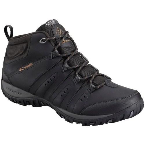 Chaussures Homme Randonnée Columbia Woodburn II Chukka Waterproof Noir
