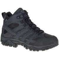 Chaussures Homme Randonnée Merrell Moab 2 Mid Tactical Waterproof Noir