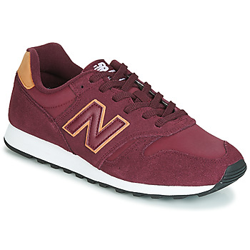 Chaussures Baskets basses New Balance 373 Bordeaux