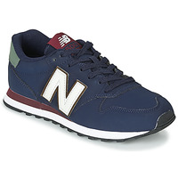 Chaussures Baskets basses New Balance 500 Bleu