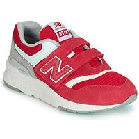 Chaussures Enfant Baskets basses New Balance 997 Rouge