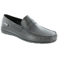 Chaussures Homme Mocassins Mephisto Mocassin Alyon Noir