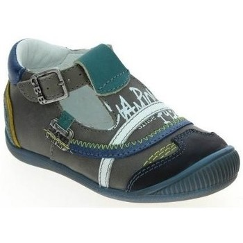 Chaussures Garçon Sandales et Nu-pieds GBB Salomé Isaac Gris