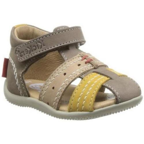 Chaussures Garçon Sandales et Nu-pieds Kickers Sandale Bigbazar Multicolor