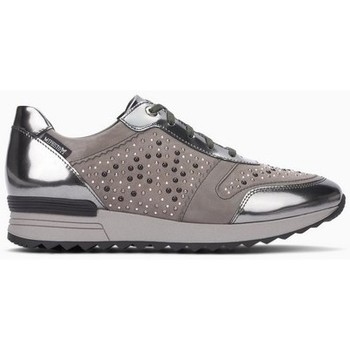 Chaussures Femme Baskets basses Mephisto Basket Tyna Velc.P Gris