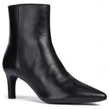 Chaussures Femme Bottines Geox bottine D Bibbiana B Noir