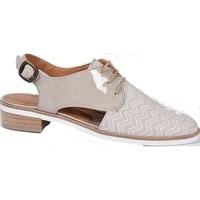 Chaussures Femme Sandales et Nu-pieds Karston Berby ouvert jibon Beige