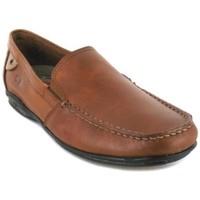 Chaussures Homme Mocassins Fluchos Mocassin Baltico 7149 Marron
