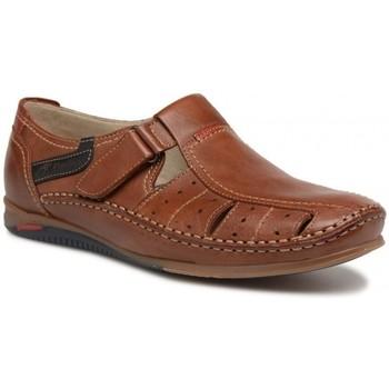 Chaussures Homme Richelieu Fluchos Sandale Catamaran 8568 Marron