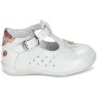 Chaussures Fille Ballerines / babies GBB Baby Severine blanc