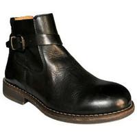 Chaussures Fille Bottines Kickers Bottine Smackus Noir