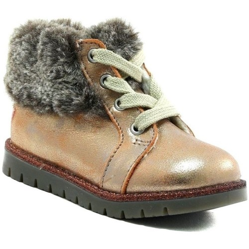 Chaussures Fille Boots GBB Boots Renata rose