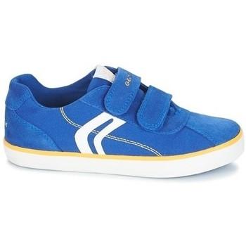 Chaussures Garçon Baskets basses Geox Basket J Kilwi Bi bleu