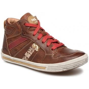 Chaussures Garçon Boots Noel Boots Raz Marron