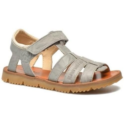 Chaussures Garçon Sandales et Nu-pieds GBB Sandale Martial Gris
