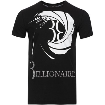 T-shirt Billionaire Tee Shirt Mtk1980 Carrigan -