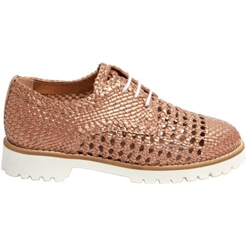 Chaussures Femme Derbies Mz Made For Petite LELIA Or