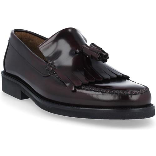 Chaussures Homme Richelieu Calzados Vesga Gil´s Classic 60C521-0101 Zapatos Castellanos de Hombres rouge