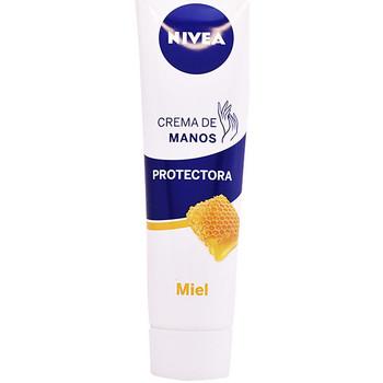 Beauté Soins mains et pieds Nivea Miel Crema Manos Protectora