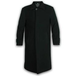 Vêtements Homme Manteaux De La Creme Long manteau d'hiver en laine et cachemire <p>&nbsp;</p> <p>Ce pardessus &eacute;l&eacute;gant en laine et