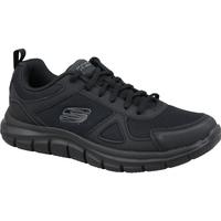 Chaussures Homme Baskets basses Skechers Track-Scloric 52631-BBK