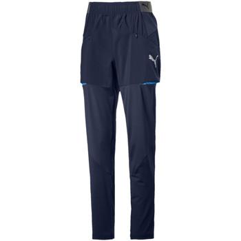 Vêtements Enfant Pantalons de survêtement Puma Pantalon Om Pro Pant 2018-19 bleu