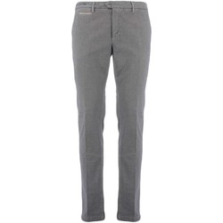 Vêtements Homme Chinos / Carrots Teleria Zed MADE IN ITALY SFS Gris