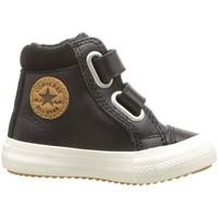 Chaussures Garçon Boots Converse ctas 2v pc boot - hi noir