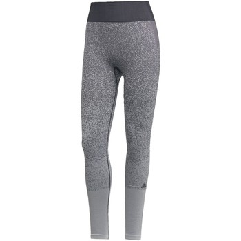 Vêtements Femme Leggings adidas Originals Tight Believe This Primeknit FLW gris / noir