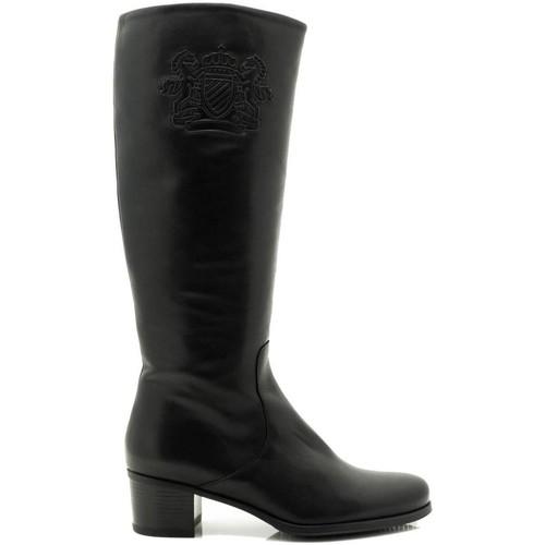 Chaussures Femme Cuissardes Esteve 27303 Noir