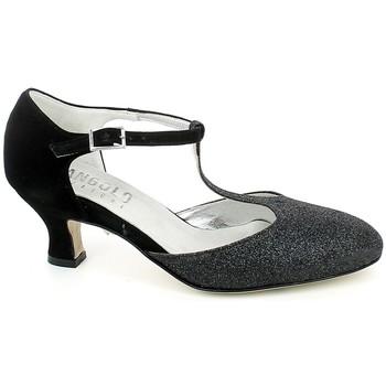 Chaussures Femme Escarpins L'angolo 1998.01_35 Noir