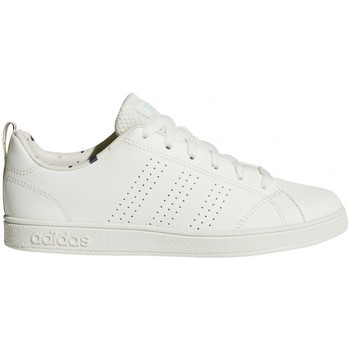 Chaussures Enfant Baskets basses adidas Originals Vs Advantage Cadet Blanc