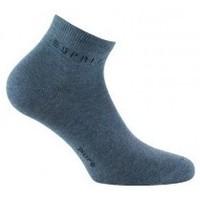 Accessoires textile Femme Chaussettes Esprit Socquettes unies en coton Jean