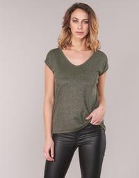 Vêtements Femme Tops / Blouses Only ONLSILVERY Kaki
