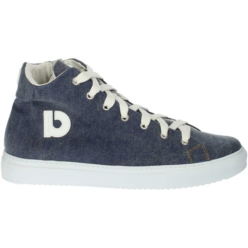 Chaussures Homme Baskets montantes Agile By Ruco Line 8015 Jeans