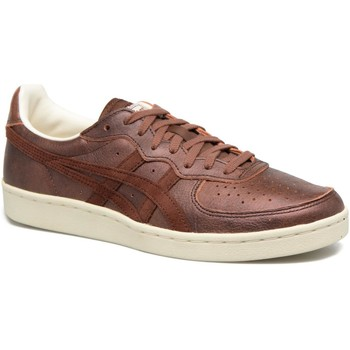 Chaussures Baskets basses Asics Gsm Marron